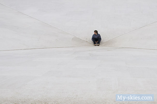 Inverted Pyramid -- Skulpturprojekte2007