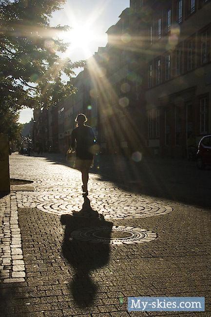 Sunny Heidelberg Morning