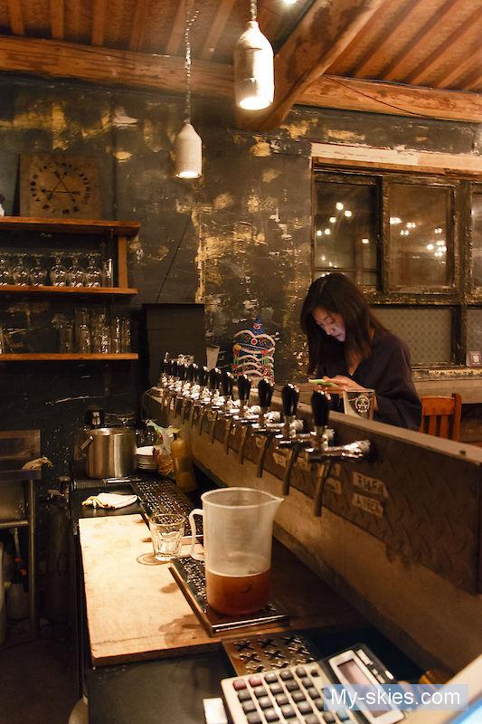 Craft Beer Bar in Beijing